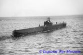 The British mining submarine HMS RORQUAL which placed the allied minefield at the west of the island of Saint George and as a result the sister ships ALTAIR and ALDEBARAN crashed into mines and sank.